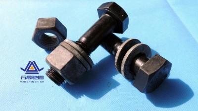 地脚螺栓厂家介绍高强螺栓及六角螺栓放松方法