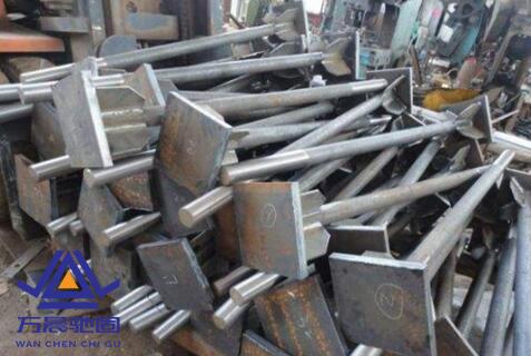地脚螺栓的用途以及可能出现的缺陷