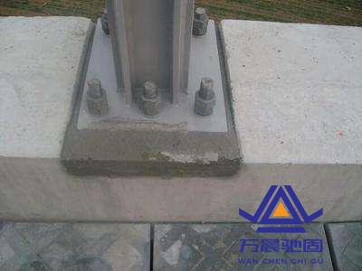 地脚螺栓安装方法和注意事项