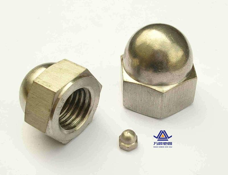河北地脚螺栓厂家分析锁紧螺母及冷镦热镦螺母区别