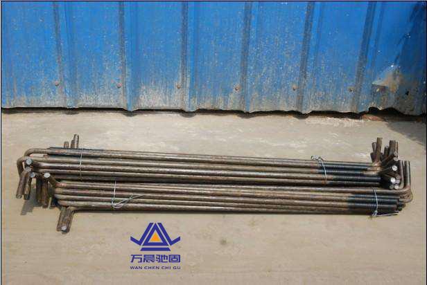 地脚螺栓选材生产审核标准