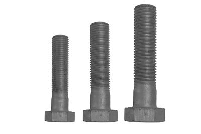 热镀锌螺栓掉锌粉 热镀锌螺栓生产厂家